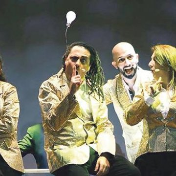Critic Review: Always on the ball Sunday Times of Malta  - Jan 27 2019 malta, Comedy knights malta
